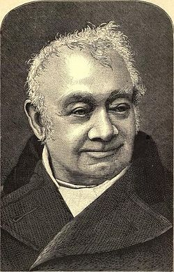 Joseph livesey portrait