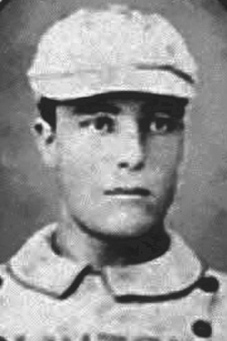 Joe Quinn (catcher) - Image: Joseph Quinn 1878