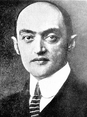 Joseph Schumpeter - Image: Joseph Schumpeter ekonomialaria