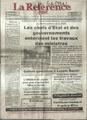 Journal la Reference Plus No 4644 du 7 sept 2009 (voir pg 2) lancement du livre YATE a Kinshasa.pdf