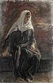 Jozef Israëls - Zittende vrouw.jpg