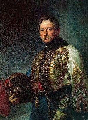 Juan de Zavala - The Marquis of Sierra Bullones