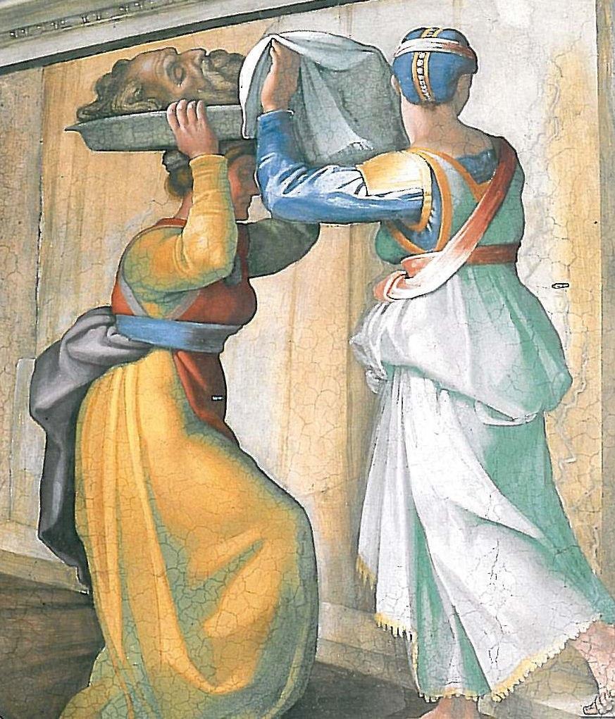 Judith und Holofernes (Michelangelo)