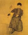 Jules Pascin - La jeune fille de Munich, 1903.png