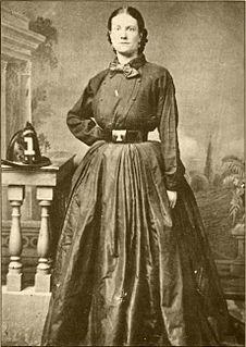 Julia Bulette American prostitute