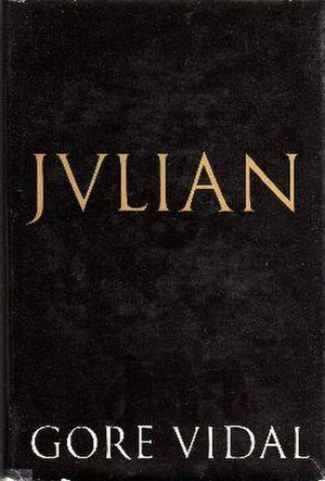Julian (novel) - Cover of the first edition