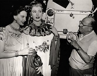 Joseph Ruttenberg - Image: Julius Caesar (1953) set 1
