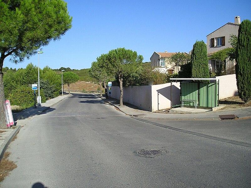 Juvignac France  city pictures gallery : Fichier:Juvignac ArretFontcaude 06092009 — Wikipédia
