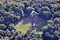 Körtvélyespuszta (Tatabánya), kilátó légi felvételen.jpg