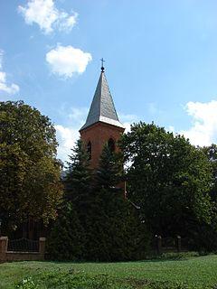Kłobia, Kuyavian-Pomeranian Voivodeship Village in Kuyavian-Pomeranian, Poland