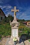 Kříž na křižovatce, Podolí, Letovice, okres Blansko.jpg