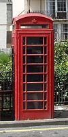 K6 Telephone Kiosk en Bedford Square kaj Reĝa vojo, Brajtono (N) (IoE Code 479460).jpg
