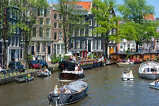 Canals of Amsterdam gracht