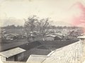 KITLV - 83045 - Houses in a village in Japan - before 1880.tif