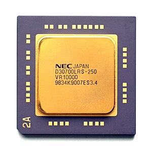 R10000 - NEC VR10000.