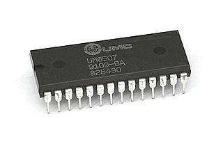 MOS Technology 6507 8-bit microprocessor
