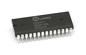 MOS Technology 6507 - UMC UM6507 (= MOS 6507).