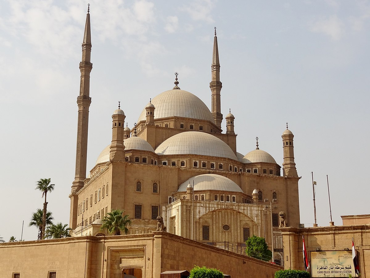 mosque of muhammad ali wikipedia