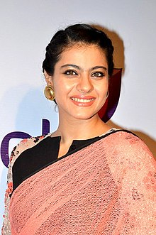 Kajol, Kelvinator Stree Shakti Women Awards 2014 (cropped).jpg