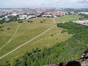 Djurgården - Gärdet, part of Northern Djurgården.