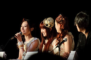 Kalafina at Anime Expo 2011 (1).jpg