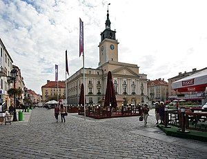 Kalisz - Town Hall