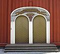 Kalix kyrka portal.jpg
