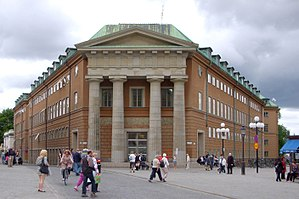 Government of Sweden - Image: Kanslihuset 2010