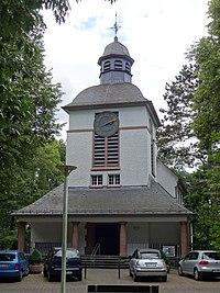 Kapelle in den VITOS-Kliniken für Psychiatrie 03.JPG