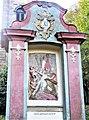 Kaplička XI. zastavení křížové cesty v Jiřetíně pod Jedlovou (Q104975354) 02.jpg