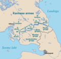 Karelian Isthmus Finnish positions 1939-et.png