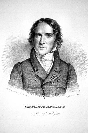 Johann Karl Simon Morgenstern