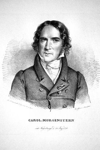 Johann Karl Simon Morgenstern - Image: Karl Morgenstern