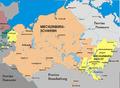 Mecklenburg after the 3rd major state reorganisation until 1934