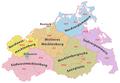 Karte der Änderungen infolge der Kreisreform in Mecklenburg-Vorpommern 2011.png