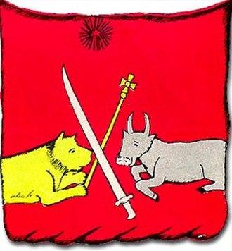 Kingdom of Kartli-Kakheti - Image: Kartli flag