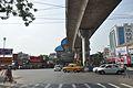 Karunamoyee Crossing - 3rd Avenue - Salt Lake City - Kolkata 2017-04-29 1700.JPG