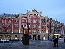 Obchodní dům Palladium v Praze na náměstí Republiky fbde52fad05