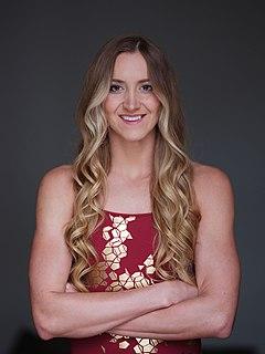 Katarzyna Wasick Polish swimmer