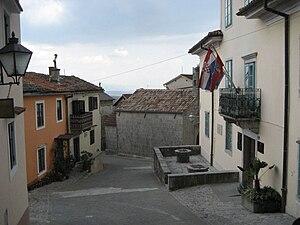Kastav - Street in Kastav