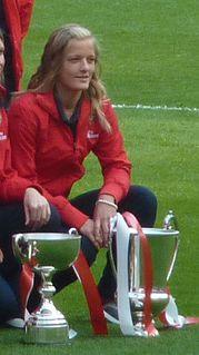 Katie Chapman English association footballer