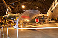 Kawanishi N1K2-Ja George Shiden Kai UnderLWing Airpower NMUSAF 25Sep09 (14413201318).jpg