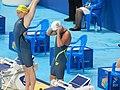 Kazan 2015 - Emily Seebohm and Katinka Hosszu 200m backstroke.JPG