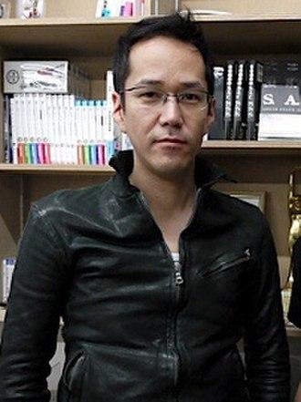 Kenji Kamiyama - Image: Kenji Kamiyama