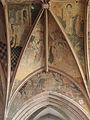 Kernascléden (56) Chapelle Notre-Dame Voûtes du chœur 16.JPG
