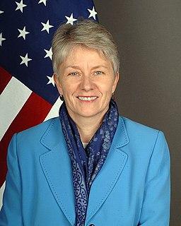 Kerri-Ann Jones American Assistant Secretary of State