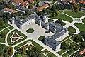 Keszthely, Festetics-kastély légi fotón.jpg