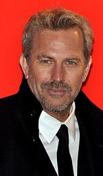 Photo of Kevin Costner at the 2013 César Awards