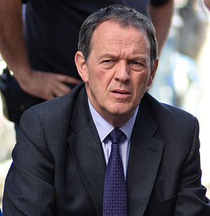 Kevin Whately - Kevin Whately as Robbie Lewis in Oxford, August 2015