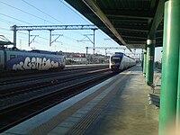Kiato suburban railway station 2.JPG